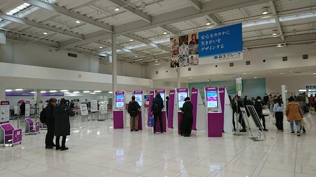 Kansai Airport Terminal 2
