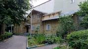 Милютинский парк, Покровский бульвар, дом 8, строение 2А на фото Москвы