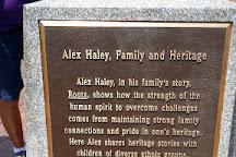 The Kunta Kinte - Alex Haley Memorial, Annapolis, United States