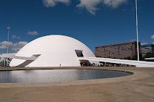 Museo Nacional, Brasilia, Brazil