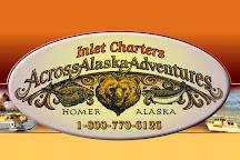 Inlet Charters Across Alaska Adventures, Homer, United States