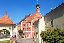 Burgruine Kallmunz, Kallmuenz, Germany