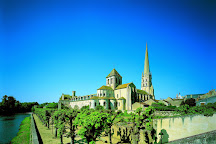 Abbey of Saint-Savin, Saint-Savin, France