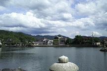 Myojin Pond, Hagi, Japan
