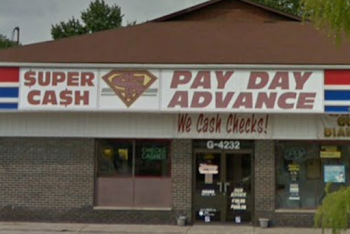 Super Cash Payday Loans Picture