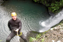 AWOL Canyoning Adventures, Auckland, New Zealand