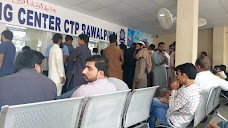 City Traffic Police Rawalpindi Headquarters & License Office rawalpindi