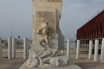 Monumento a Victimas Almerienses de Mauthausen, Almeria, Spain