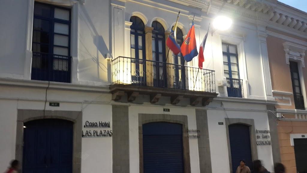 Фото Кито: Casa Hotel Las Plazas