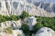 Pinnacles Overlook, Badlands National Park, United States