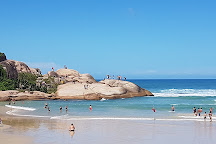 Joaquina Beach, Florianopolis, Brazil