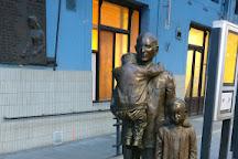 Statue of Sir Nicholas Winton, Prague, Czech Republic