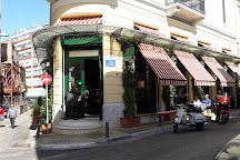 Psirri, Athens, Greece