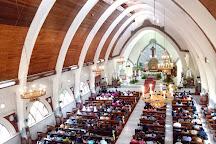 Catholic Church Of Sacred Heart Of Jesus, Jembrana, Indonesia