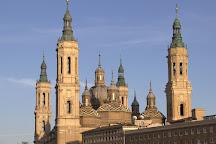 Basilica de Nuestra Senora del Pilar, Zaragoza, Spain