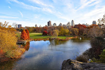 Turtle Pond, New York City, United States