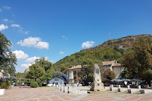 The Covered Bridge, Lovech, Bulgaria