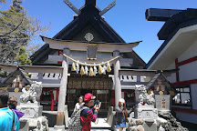 Mt. Fuji 5th Station, Narusawa-mura, Japan