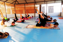 Elephant Yoga Centre, Kovalam, India