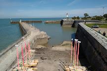Port de Saint-Martin-de-Re, Saint Martin de Re, France