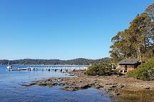Scotland Island, Sydney, Australia