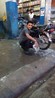 Khan Car Wash Lahore