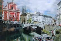 Ladjica, Ljubljana, Slovenia