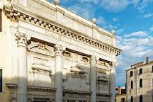 Ex Chiesa di Santa Giustina, Venice, Italy