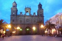 Plaza de Santa Ana, Las Palmas de Gran Canaria, Spain
