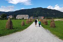 Burgbau Friesach, Friesach, Austria