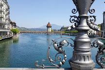 Nadelwehr, Lucerne, Switzerland