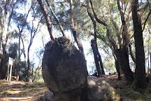 Phallic Rock (Ka Ule o Nanahoa), Hoolehua, United States