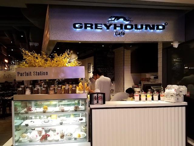 Greyhound Cafe (旺角店)