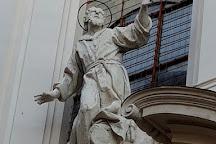 Chiesa delle Santissime Stimmate di San Francesco, Rome, Italy