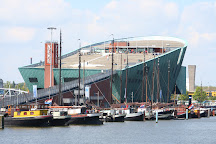 NEMO Science Museum, Amsterdam, Holland