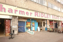Ridley Road Shopping Village, London, United Kingdom