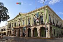 Palacio de Gobierno del Estado de Yucátan, Merida, Mexico