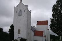 Voer Kirke, Dronninglund, Denmark