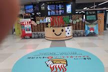 Oita Airport Footbath, Kunisaki, Japan