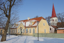 Haapsalu Old Town, Haapsalu, Estonia