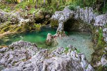 Mostnica Gorge, Stara Fužina, Slovenia