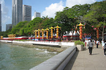 Esplanade Bridge, Singapore, Singapore