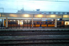 Станция  Leiden Centraal