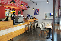 SE7EN Cafe & Bar, Budapest, Hungary