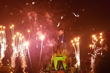 Happily Ever After Fireworks, Orlando, United States