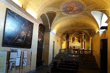 Church of San Lorenzo, Turin, Italy