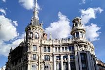 Plaza de Canalejas, Madrid, Spain