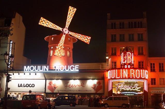 before Paris