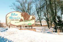 Blue Mounds State Park, Luverne, United States