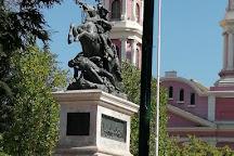 Plaza de los Heroes, Rancagua, Chile